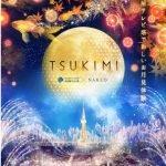 TSUKIMI(名古屋テレビ塔)の期間はいつまで?駐車場や混雑状況も!